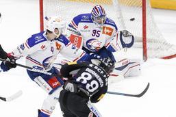 Gottéron tient sa victoire contre Zurich
