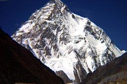 Vive inquiétude sur le sort de trois alpinistes disparus sur le K2