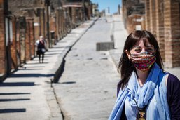 Un Allemand nommé à la tête du site archéologique de Pompéi