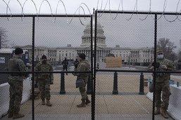 Le Capitole objet de nouvelles menaces à Washington