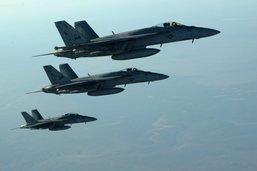 Des frappes américaines tuent 22 miliciens pro-Iran en Syrie