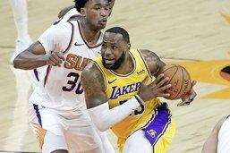 Les Lakers remettent leur titre en jeu