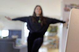 Apprendre à danser à distance