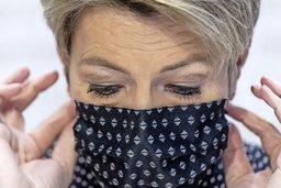 La burqa à l'ère du masque