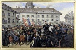 Fribourg au temps des Bourbakis