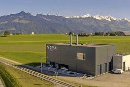 GESA crée sa centrale à hydrogène