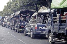 La fuite en avant de l'armée birmane