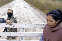 Thriller à la frontière mexicaine