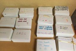 Les élèves des CO gruériens prennent la plume pour les EMS