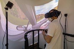 La réalité virtuelle pour thérapie