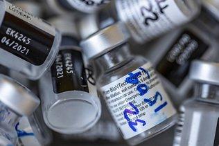 Retards de livraison du vaccin Pfizer en Europe pour 3 à 4 semaines