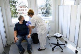 Vaud: deux nouveaux centres de vaccination s'ouvrent