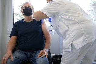 La Suisse a réalisé au moins 197'368 vaccinations