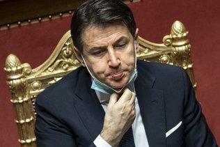 Conte démissionne, plongeant l'Italie dans l'incertitude