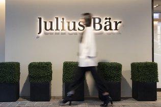Julius Bär boucle un rachat d'actions et en lance un nouveau