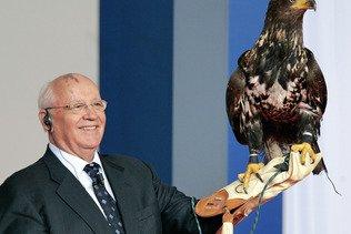 Mikhaïl Gorbatchev fête ses 90 ans en quarantaine