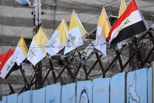 """L'ayatollah Sistani: les chrétiens d'Irak doivent vivre """"en paix"""""""