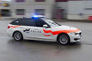 Automobiliste mesuré avec 210 km/h sur l'A1 à Sévaz (FR)