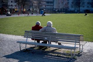 Importante surmortalité chez les seniors
