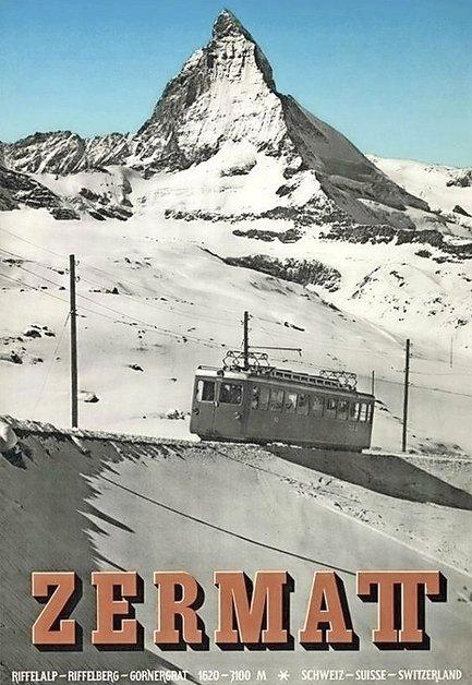 Les folles années des stations de ski