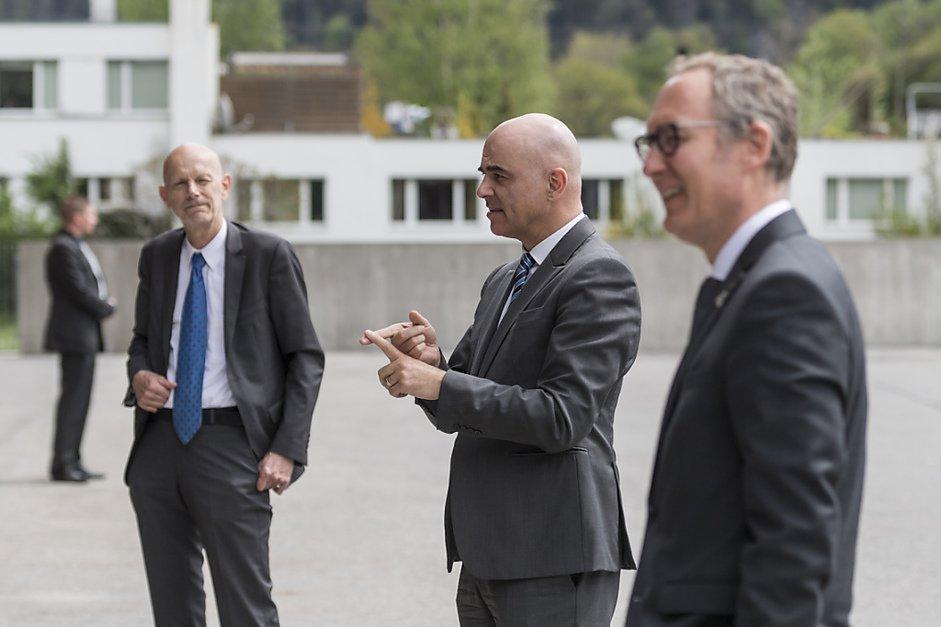 Les cantons demandent un organe national de pilotage des crises