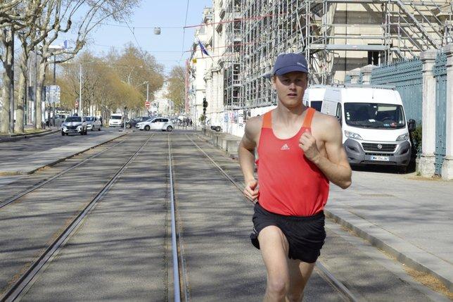 A Lyon, le calvaire du sportif confiné