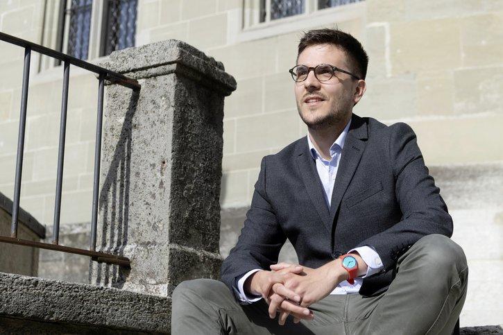 Grégoire Kubski candidat à la Préfecture de la Gruyère