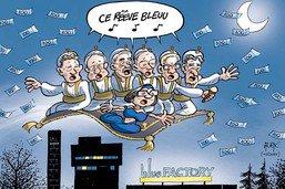 Le Conseil d'Etat rêve encore de gros investissements pour Bluefactory