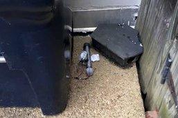 Nouvelles images du poseur de bombes près du congrès américain