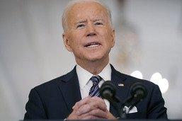 Le président américain Biden fait miroiter un retour à la normale