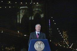 New York rend hommage à ses 30'000 morts du Covid-19