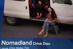 """""""Nomadland"""" primé par les producteurs d'Hollywood"""