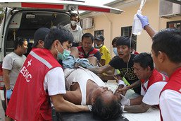 """Les violences """"catastrophiques"""" pour la jeunesse birmane (UNICEF)"""