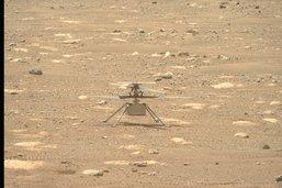 L'hélicoptère de la Nasa prêt pour son premier vol sur Mars