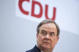 Armin Laschet devient le dauphin de Merkel en Allemagne