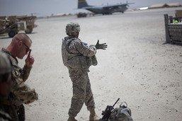 Des renforts protègeront le retrait de la coalition d'Afghanistan