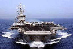 Un porte-avions pour protéger le retrait américain d'Afghanistan