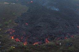 """La phase éruptive du volcan guatémaltèque Pacaya """"est terminée"""""""