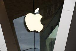 Porté par les ventes d'iPhone, Apple double son profit trimestriel