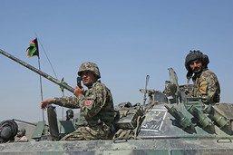 Le Pentagone minimise les combats du week-end en Afghanistan
