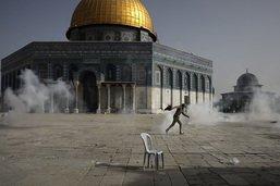 Vingt morts à Gaza, roquettes sur Israël et 500 blessés à Jérusalem