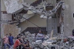 Gaza, de l'orangeraie à la poudrière