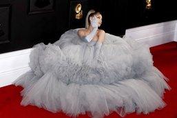 La star de la pop musique Ariana Grande s'est mariée