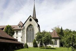 Cure de jouvence à l'église abbatiale Sainte Marie d'Hauterive