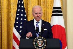 Conflit israélo-palestinien: Biden veut une solution à deux Etats