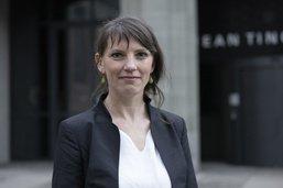 "Mirjam Ballmer: ""C'est la cause verte qui gagne à Fribourg"""