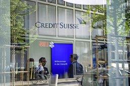 Secousse dans la finance mondiale