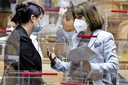 Pékin s'attire les foudres des parlementaires