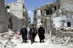 Les chrétiens de Syrie pris en étau