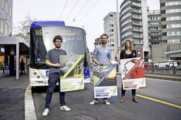 Pour des transports publics gratuits